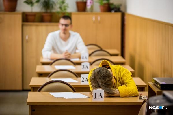 Экзамены для школьников пока никто не отменит