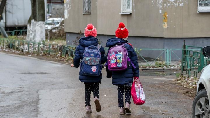 В Нижегородской области за время пандемии заболели почти 6,5 тысячи детей