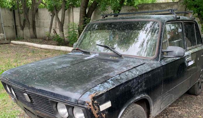 В Красноярске нашли «Жигули» грабителей, которые расстреляли инкассаторов