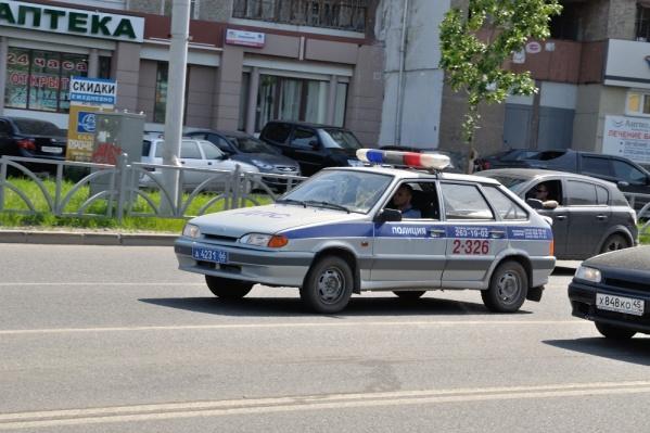 Сотрудники ГИБДД уже установили виновника ДТП