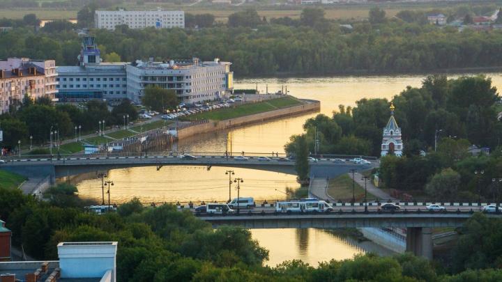 Весной в Омске планируют возродить речной пассажирский транспорт