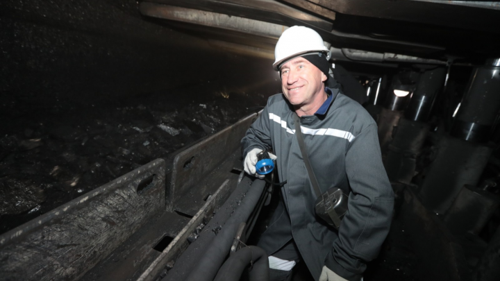 Правительство России реанимирует угольные шахты в Ростовской области