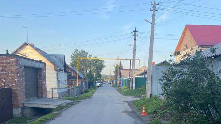 В Первомайском районе неизвестный водитель сбил 17-летнего подростка