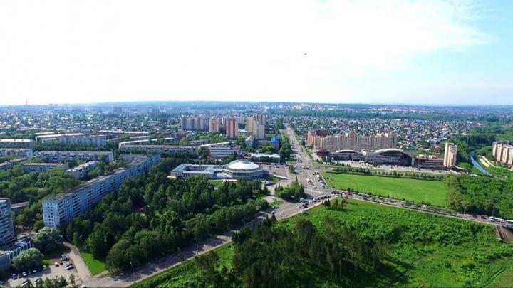 Из-за кольца возле аэропорта власти Кемерово планируют изменить границы города