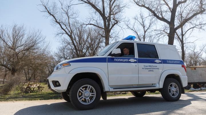 В Волгограде и области отловлено 114 человек, вышедших из дома без разрешения