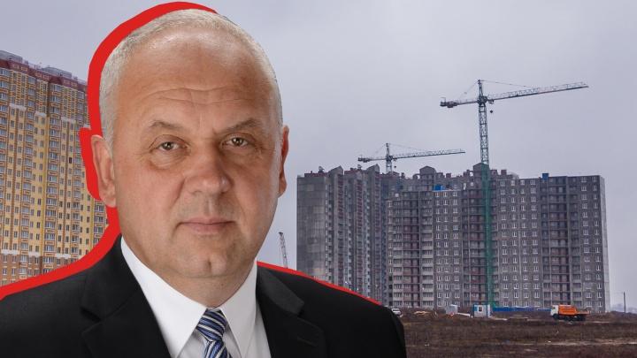 Дорогу на Левенцовке построит фирма депутата ростовского заксобрания