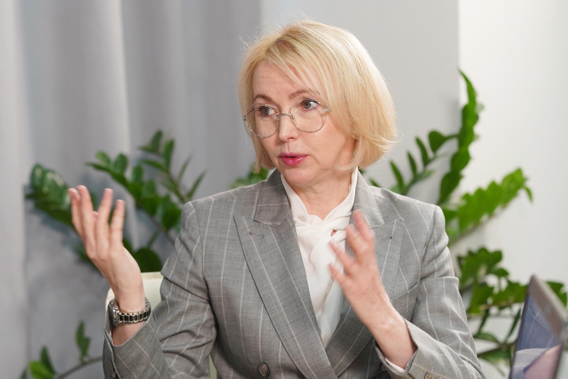 По словам Ирины Гехт, работа ведётся по всем типам жалоб, и результаты уже видны