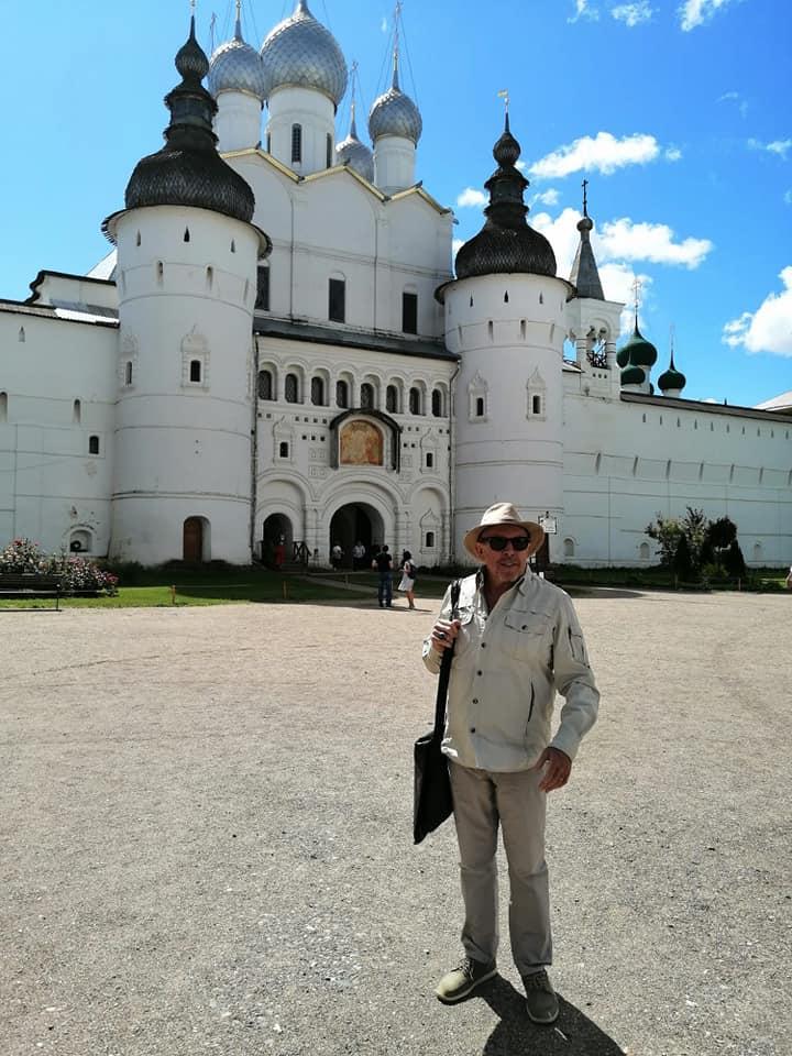Участник«Машины времени» сравнил Ростов сейчас и в 1972 году