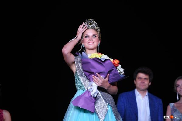 Злата Помурзина переехала в Екатеринбург из Перми