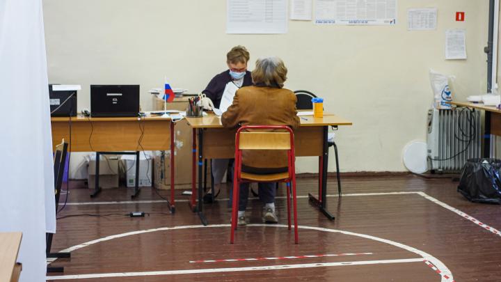 Избирком подсчитал явку избирателей на выборы губернатора Архангельской области за два дня