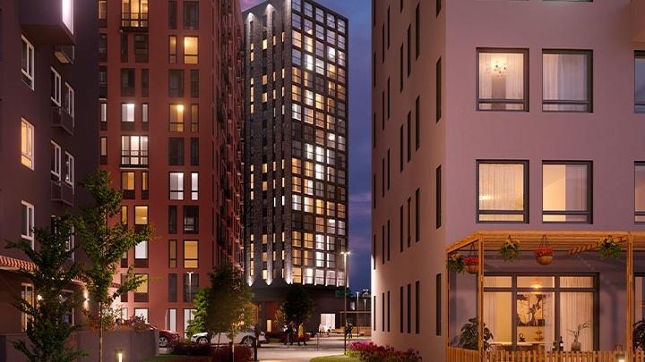 Сбербанк профинансировал жилой квартал «Андерсен Парк» строительной компании 4D Development
