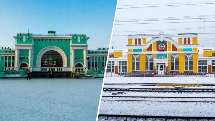 Искитим внезапно обогнал Новосибирск по благоустройству. Попробуйте угадать по фото, где какой город