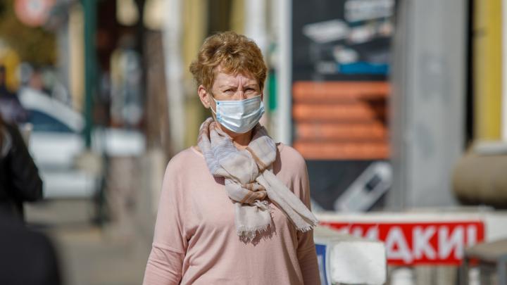 Коронавирус выявили у 25 тысяч жителей Ростовской области. Суточный максимум вновь обновлен