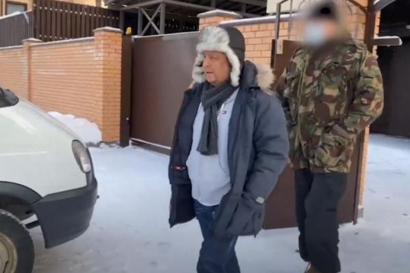 Михаила Чуманова подозревают в коррупции<br>