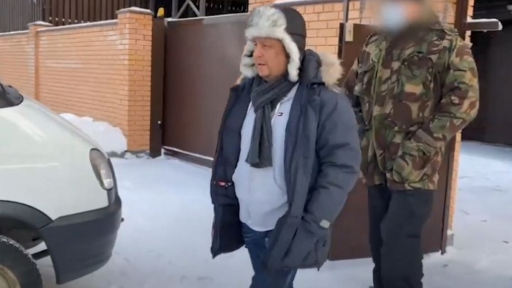 Суд арестовал главу новосибирского ТУАД Михаила Чуманова