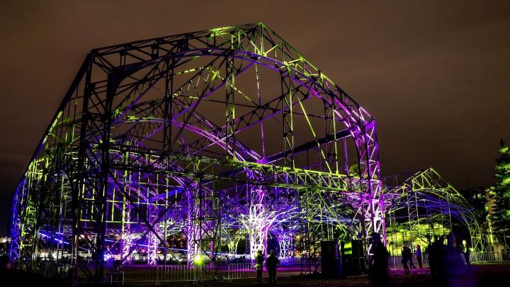 В Нижнем Новгороде вновь пройдёт фестиваль INTERVALS. Рассказываем, где разместят инсталляции