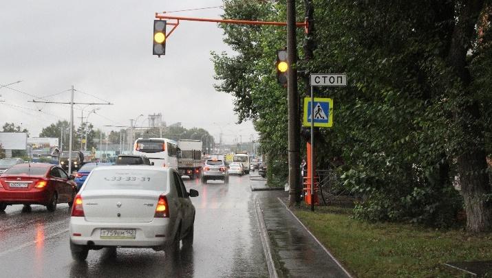 В Кемерово станет на 5 новых светофоров больше. Рассказываем, где их установят