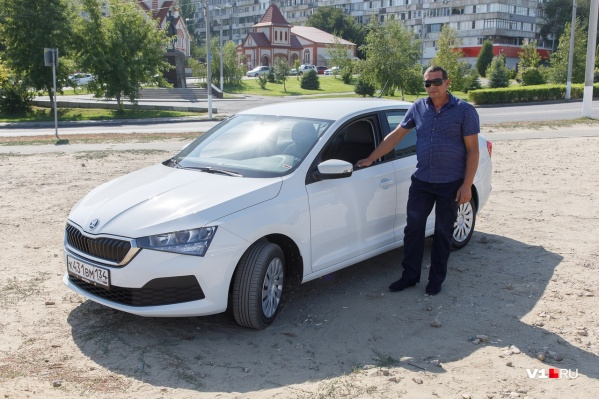 Армен Мухсян хотел купить новый кроссовер, но не такой ценой