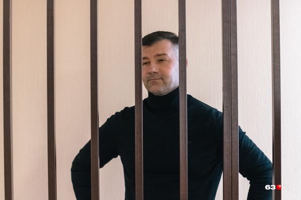 Дмитрий Сазонов дожидается своей участи с лета 2018 года