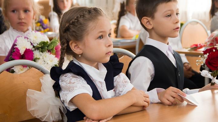 Школьники Кузбасса вернулись к очному обучению. Они провели на дистанте месяц