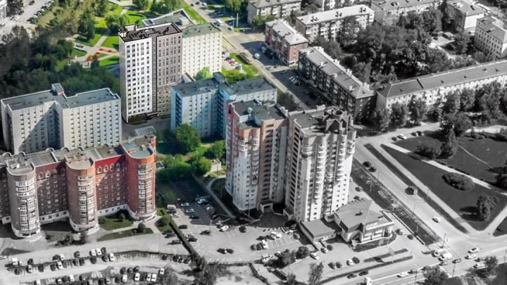 У Пермского университета появился проект 16-этажного общежития. Публикуем его эскизы