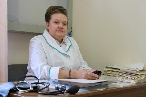 Ирина Корюкина 15 лет возглавляла ПГМУ