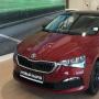 В Перми презентовали новый автомобиль SKODA RAPID