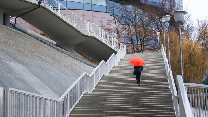 Ещё один повод остаться дома: какой будет погода в Ростове в выходные