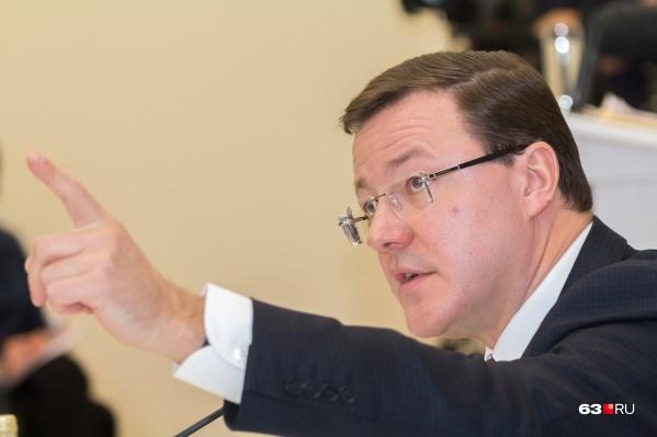 По словам губернатора, если карантин введут, будут виноваты чиновники