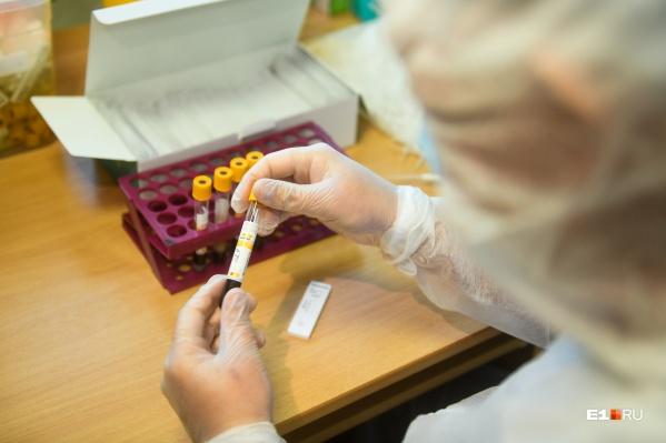 2720 из 4190 подтвержденных случаев COVID-19 были выявлены в Екатеринбурге