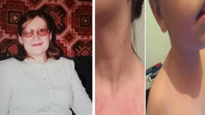 """«Кричала: """"Я тебя посажу!""""»: конфликт соседей в Кольцово, где женщину обвинили в избиении ребенка, закончился встречным иском"""