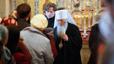 В Москве от коронавируса скончался бывший митрополит Челябинский и Златоустовский Иов