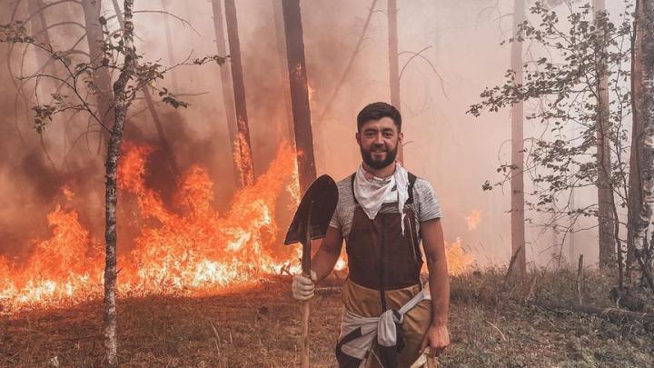 «Врет твой телевизор, не горит Бурзян»: пожарный посвятил стих бедствию в нацзаповеднике Башкирии