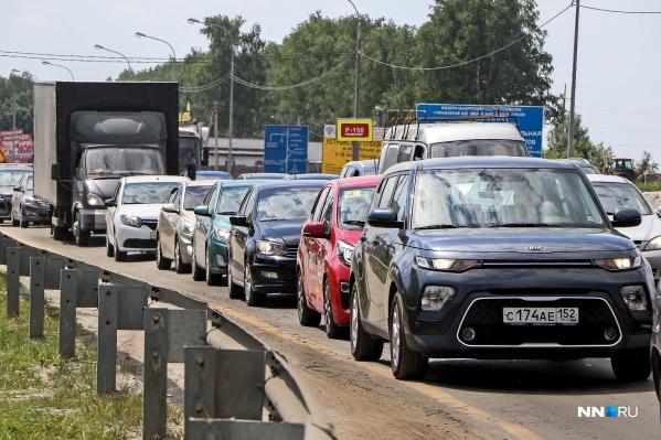 Реверсивное движение на участке через мост не отменили, а перенесли на неопределённый срок