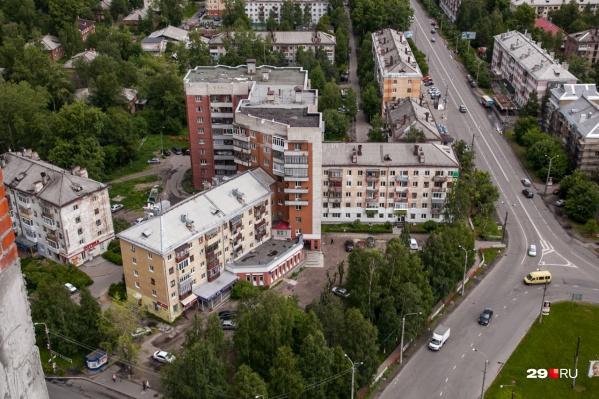 Пока Архангельск подключен к горячей воде только на 65%