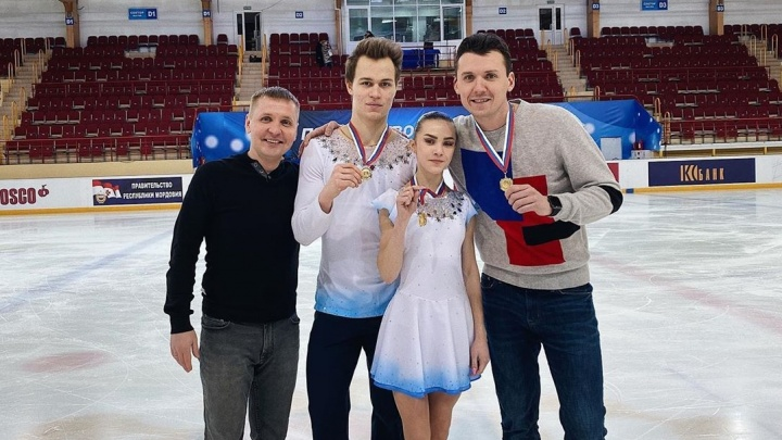 Пермские фигуристы завоевали золото на чемпионате мира среди юниоров