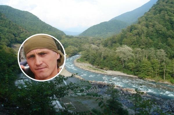 Пермяк неудачно нырнул в горной реке и сломал позвоночник. АндреяГаберкорна семья пытается вывезти в Пермь
