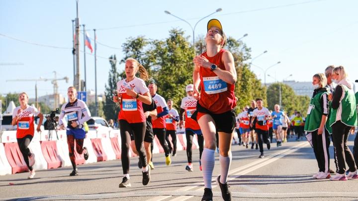 Пермский марафон занял 15-е место в международном рейтинге соревнований по версии World Athletics