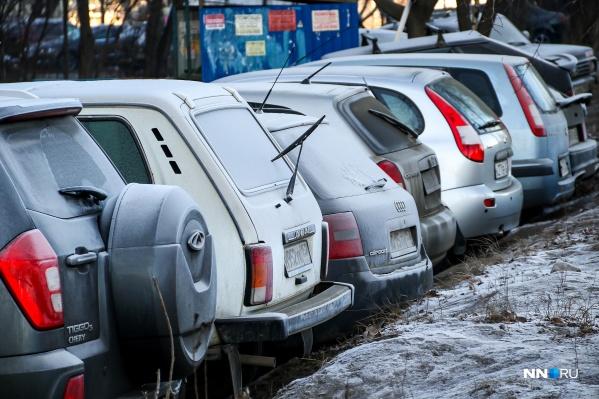 Создание платных парковок снизит нагрузку на городские улицы