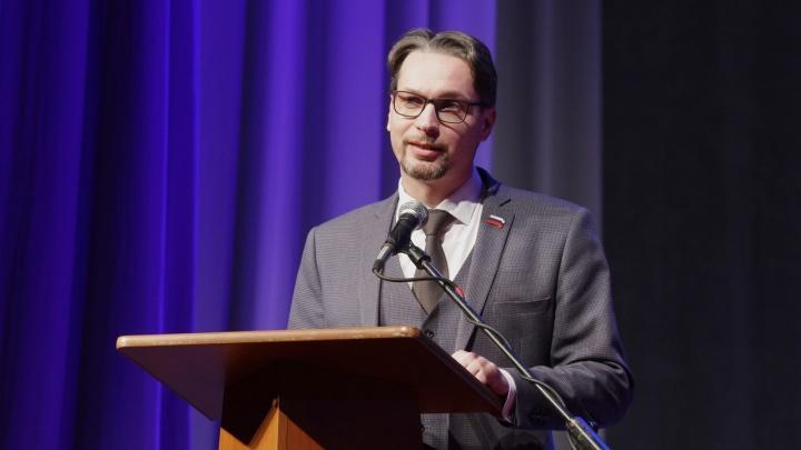 Спикер Совета депутатов Северодвинска сообщил, что у него не нашли коронавируса