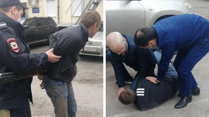 «Профессиональная интуиция не подвела»: прокурор Ленинского района Перми лично задержал наркодилера