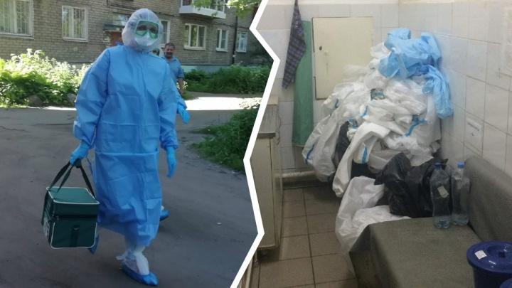«Ставят ОРВИ вместо COVID»: врачи скорой помощи рассказали о своей работе и ситуации с коронавирусом