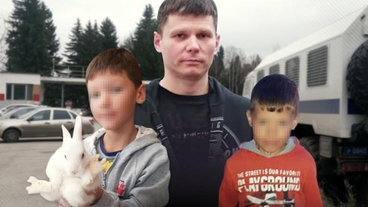 Как это было: собрали историю пропажи Артема Мазова в Уфе и его детей в одном коротком видео