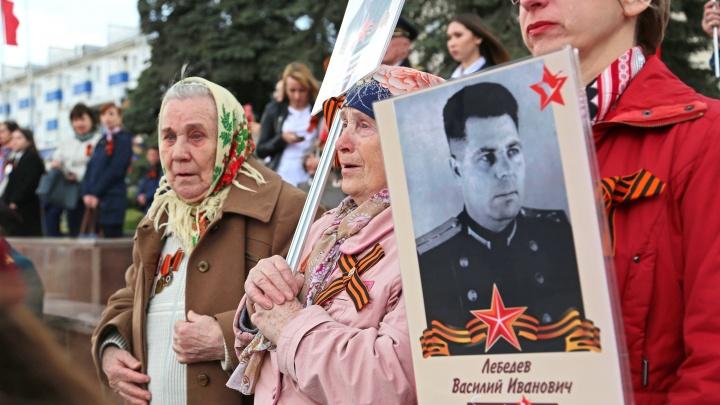 «Лучше перетерпеть»: организаторы объяснили причину отмены шествия «Бессмертного полка»