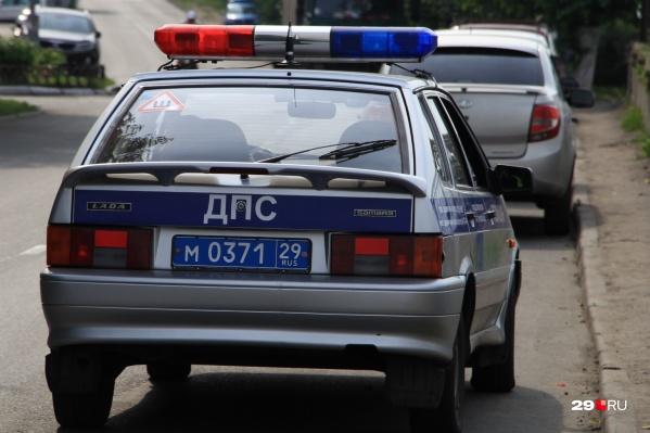 В отношении водителя, сбившего ребенка, возбудили административное дело