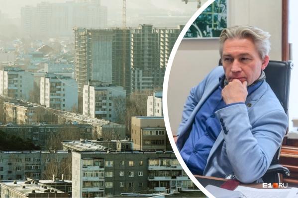 Андрей Молоков назвал отмену обязательного согласования облика зданий в мэрии произволом