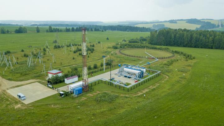 «ЛУКОЙЛ-ПЕРМЬ» запустил добычу нефти с помощью сети умных устройств от МегаФона