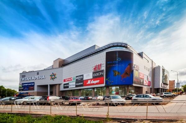 Арендные каникулы коснутся в том числе компании, работающие в крупнейшем торгово-развлекательном комплексе города «Титан Арене»