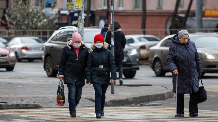 В Ростовской области прирост по больным коронавирусом увеличивается уже шестой день подряд