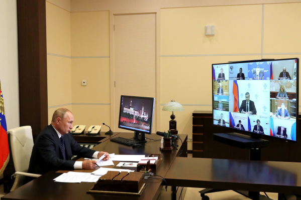 Путину не понравилось, что компания инвестирует мало денег в развитие региона